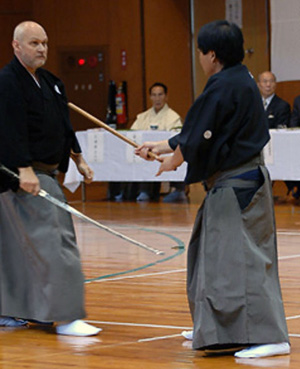 Jodo & Kenjutsu @ Sakura Budokan | Kingston | Pennsylvania | United States