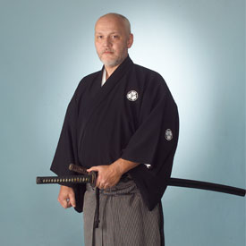 Carl E. Long, Kyoshi