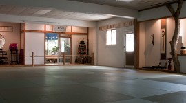 The Traditional Japanese Dojo