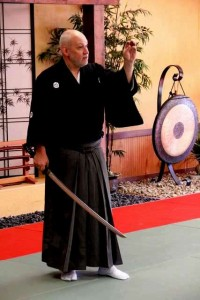 Iaido at Aikido of Lake Keowee