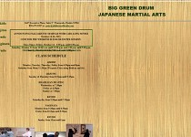 Big Green Drum Dojo