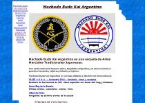Machado Budo Kai Argentina