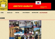 Smith's Karate